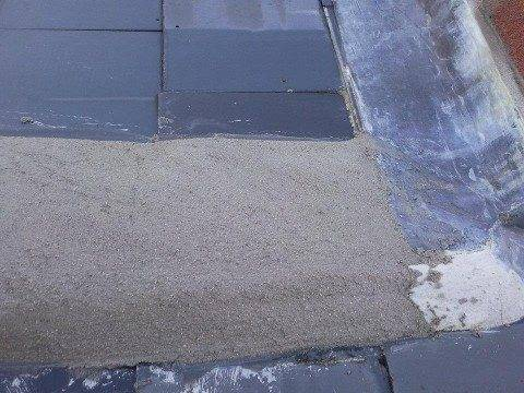 AR Builders Cement Flashing Roofing